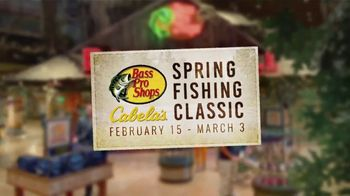 Bass Pro Shops Spring Fishing Classic TV Spot, 'Bass Tracker Classic Boat' - Thumbnail 3