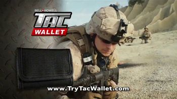 Bell + Howell Tac Wallet TV Spot, 'Can Your Wallet Survive?' - Thumbnail 2