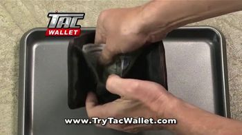 Bell + Howell Tac Wallet TV Spot, 'Can Your Wallet Survive?' - Thumbnail 3