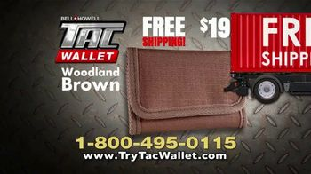 Bell + Howell Tac Wallet TV Spot, 'Can Your Wallet Survive?' - Thumbnail 9