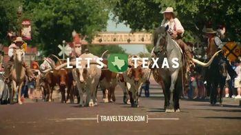 Texas Tourism TV Spot, 'Where the Wild West Lives On' - Thumbnail 9