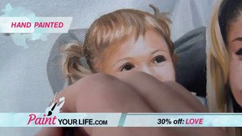 Paint Your Life TV Spot, 'Preserve Your Memories With a Family Portrait!' - Thumbnail 3