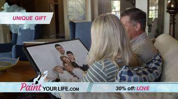Paint Your Life TV Spot, 'Preserve Your Memories With a Family Portrait!' - Thumbnail 5
