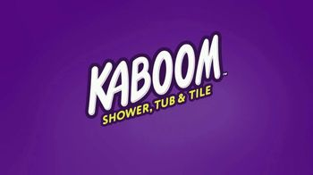 Kaboom With OxiClean TV Spot, 'Bathroom Dance Party' - Thumbnail 1