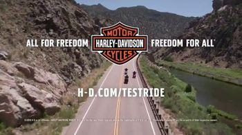 Harley-Davidson TV Spot, 'One Ride' - Thumbnail 10
