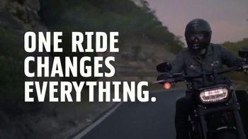 Harley-Davidson TV Spot, 'One Ride' - Thumbnail 2
