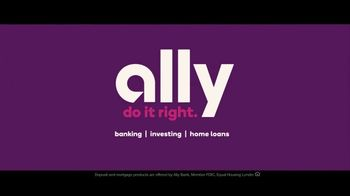 Ally Bank TV Spot, 'The Name Is the Idea' - Thumbnail 10