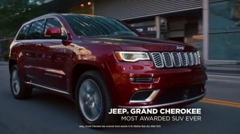 Jeep Grand Cherokee TV Spot, 'Most-Awarded' [T1] - Thumbnail 2
