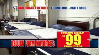 American Freight Red Tag Blowout TV Spot, 'Bedroom Sets and More' - Thumbnail 4