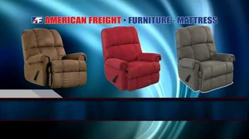 American Freight Red Tag Blowout TV Spot, 'Bedroom Sets and More' - Thumbnail 5