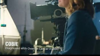 Not on My Watch by TESARO TV Spot, 'Ovarian Cancer Recurrence' Featuring Cobie Smulders - Thumbnail 2