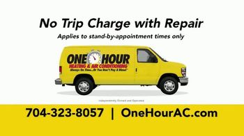 One Hour Heating & Air Conditioning  TV Spot, 'Two Companies, One Mission' - Thumbnail 7