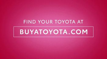 Toyota Sweetheart Deals Sales Event TV Spot, 'Make Moves' [T2] - Thumbnail 7