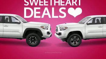 Toyota Sweetheart Deals Sales Event TV Spot, 'Make Moves' [T2] - Thumbnail 1