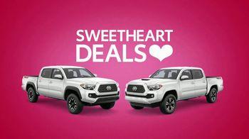 Toyota Sweetheart Deals Sales Event TV Spot, 'Make Moves' [T2] - Thumbnail 4