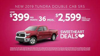 Toyota Sweetheart Deals Sales Event TV Spot, 'Make Moves' [T2] - Thumbnail 5