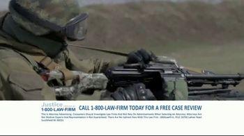 1-800-LAW-FIRM TV Spot, 'Military Hearing Loss' - Thumbnail 1