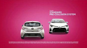 Toyota Tango Time Sales Event TV Spot, 'Swing In: Corolla' [T2] - Thumbnail 4