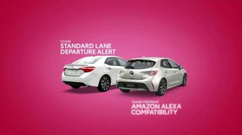 Toyota Tango Time Sales Event TV Spot, 'Swing In: Corolla' [T2] - Thumbnail 5
