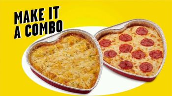 Hungry Howie's Heart-Shaped Pizza TV Spot, 'Valentine's Day' Song by Montell Jordan