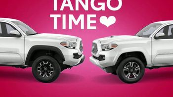 Toyota Tango Time Sales Event TV Spot, 'Swing In: Tacoma' [T2] - Thumbnail 2