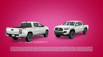 Toyota Tango Time Sales Event TV Spot, 'Swing In: Tacoma' [T2] - Thumbnail 3