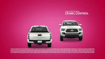 Toyota Tango Time Sales Event TV Spot, 'Swing In: Tacoma' [T2] - Thumbnail 4