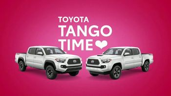 Toyota Tango Time Sales Event TV Spot, 'Swing In: Tacoma' [T2] - Thumbnail 7