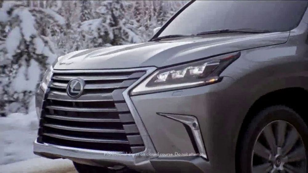 2019 Lexus RX 350 TV Commercial, 'No Need to Escape the Winter' Song by Sol K Bright & His Hollywaii