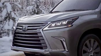 2019 Lexus RX 350 TV Spot, 'No Need to Escape the Winter' Song by Sol K Bright & His Hollywaiians [T2]