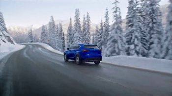 2019 Lexus RX 350 TV Spot, 'No Need to Escape the Winter' Song by Sol K Bright & His Hollywaiians [T2] - Thumbnail 6
