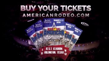 The American Rodeo TV Spot, '2019 AT&T Stadium: Two Day Payout' - Thumbnail 7