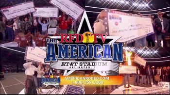 The American Rodeo TV Spot, '2019 AT&T Stadium: Two Day Payout' - Thumbnail 1