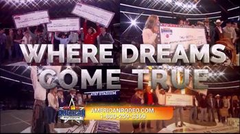 The American Rodeo TV Spot, '2019 AT&T Stadium: Two Day Payout' - Thumbnail 2