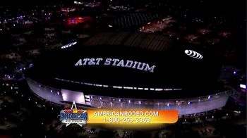 The American Rodeo TV Spot, '2019 AT&T Stadium: Two Day Payout' - Thumbnail 5
