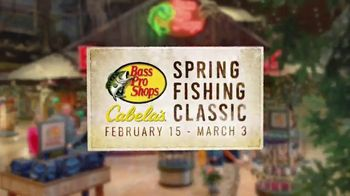Bass Pro Shops Spring Fishing Classic TV Spot, 'Spinnerbait and Baitcast Reel' - Thumbnail 3