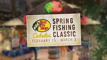 Bass Pro Shops Spring Fishing Classic TV Spot, 'Spinnerbait and Baitcast Reel' - Thumbnail 4