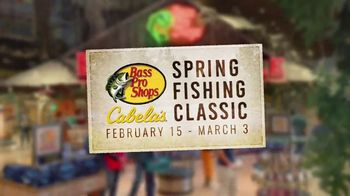 Bass Pro Shops Spring Fishing Classic TV Spot, 'Spinnerbait and Baitcast Reel' - Thumbnail 5