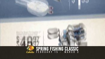 Bass Pro Shops Spring Fishing Classic TV Spot, 'Spinnerbait and Baitcast Reel' - Thumbnail 8