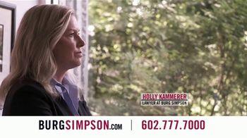 Burg Simpson TV Spot, 'Equally Important' - Thumbnail 1