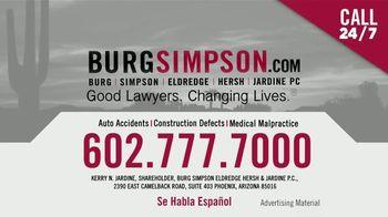 Burg Simpson TV Spot, 'Equally Important' - Thumbnail 10