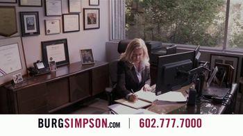 Burg Simpson TV Spot, 'Equally Important' - Thumbnail 3