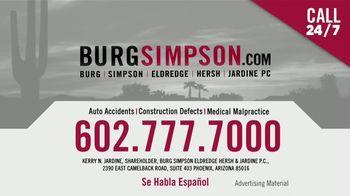 Burg Simpson TV Spot, 'Equally Important' - Thumbnail 9