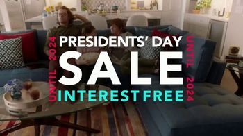 Rooms to Go Presidents Day Sale TV Spot, 'Save Big' - Thumbnail 10
