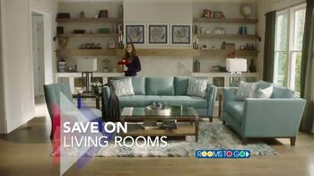 Rooms to Go Presidents Day Sale TV Spot, 'Save Big' - Thumbnail 4