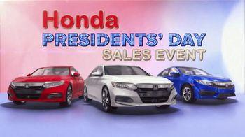 Honda Presidents Day Sales Event TV Spot, 'Massive Savings' [T2] - Thumbnail 2