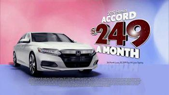 Honda Presidents Day Sales Event TV Spot, 'Massive Savings' [T2] - Thumbnail 3