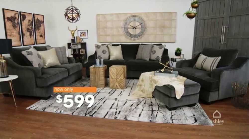 Ashley Homestore Presidents Day Sale Tv Commercial Amazing