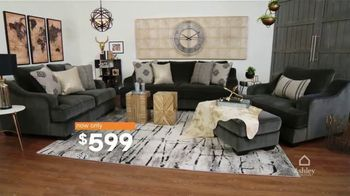 Ashley HomeStore Presidents Day Sale TV Spot, 'Amazing Doorbusters: Sofa and Bed' - Thumbnail 4
