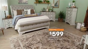 Ashley HomeStore Presidents Day Sale TV Spot, 'Amazing Doorbusters: Sofa and Bed' - Thumbnail 5